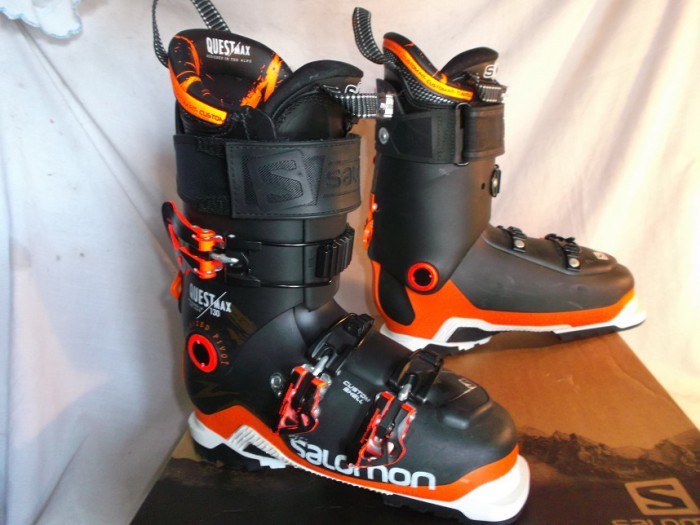 Botas Salomon Quest Max 130 en
