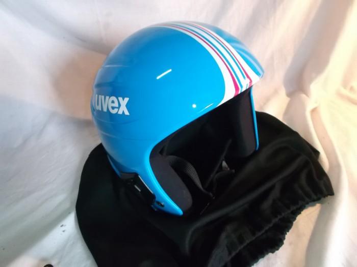 Casco Esqui UVEX Race + en