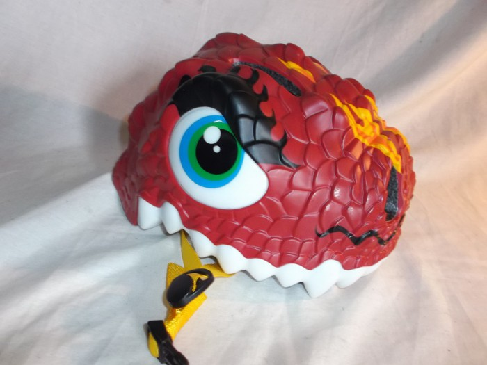 Casco Infantil Crazy Safety Dragon en