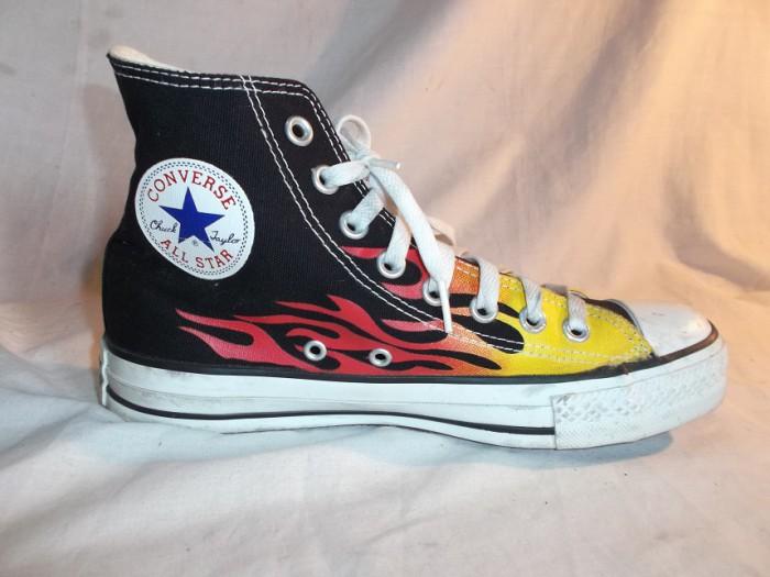 Zapatillas Converse All-Star Flama en