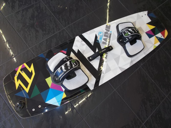 Tabla Kite North Jaime Pro 132 en