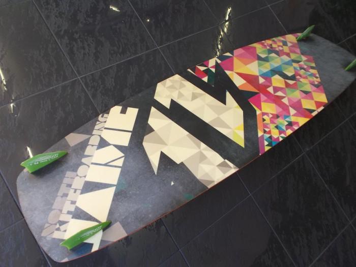 Tabla Kite North Jaime Pro 132