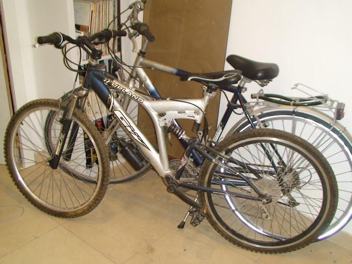 Bicicleta GVV 26 -modelo golden wheel en
