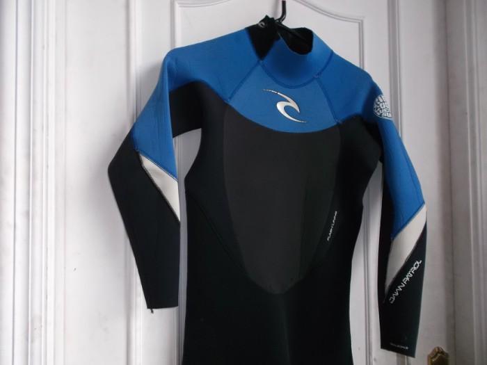 Traje Surf Rip Curl Dawn Patrol 4.3 en
