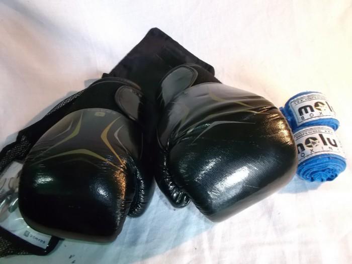 Guantes Boxeo FKT 580 de 8 Oz.
