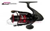 Carrete Cinnetic Crafty Black 4000 HSG