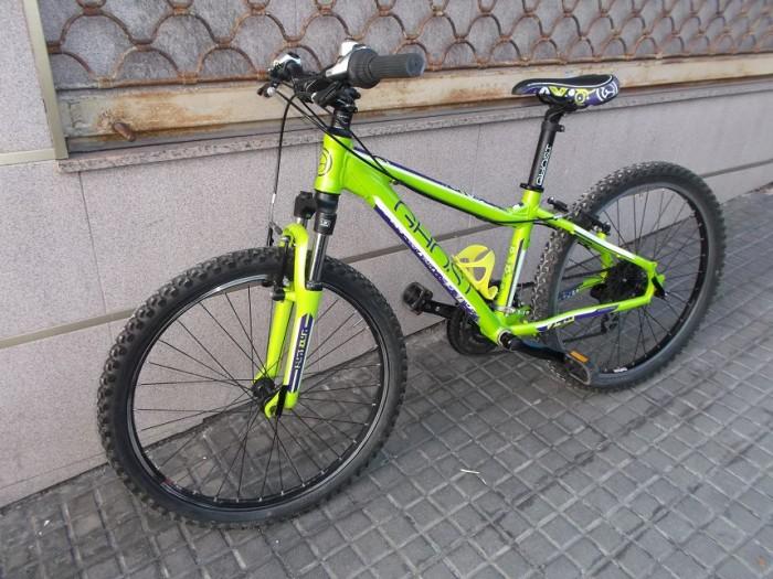 Bicicleta 24 Ghost Powerkid Missy en