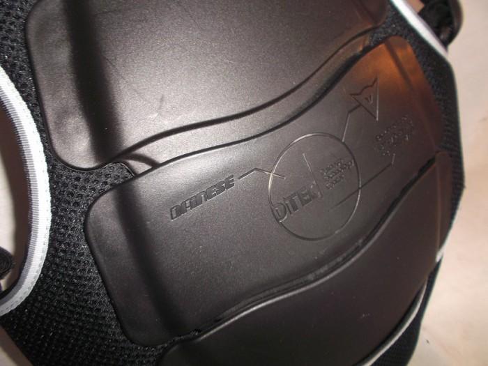 Espaldera Moto Dainese Boy 4 Junior