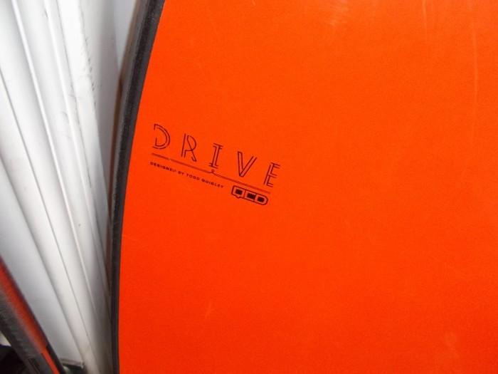 Tabla Bodyboard QCD Drive PE 42