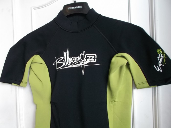 Camiseta Neopreno Billabong Equater 1mm