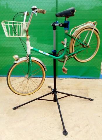 Soporte de bicicletas para taller Powerfix Profi en