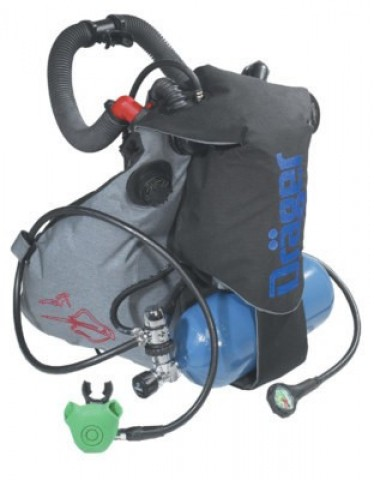 Equipo Rebreather Drager Ray