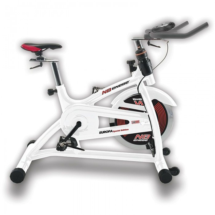 Bicicleta Spinning ENEBE NB Europa Sp. Ed. 22 Kg en