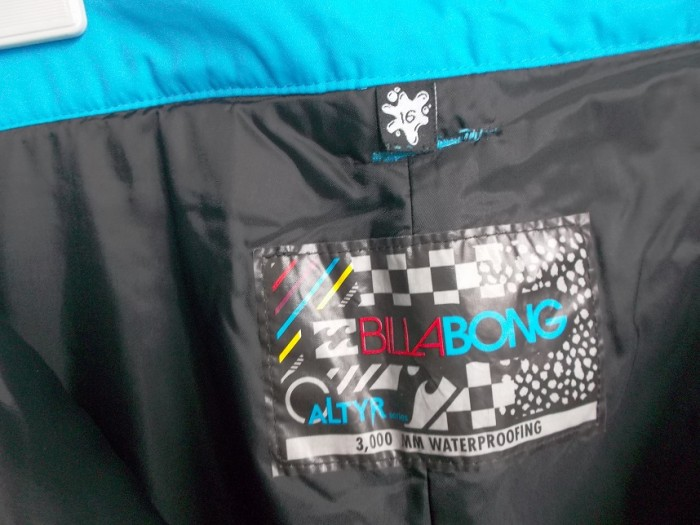 Pantalon Snow Billabong Snipe T16 ESTRENO