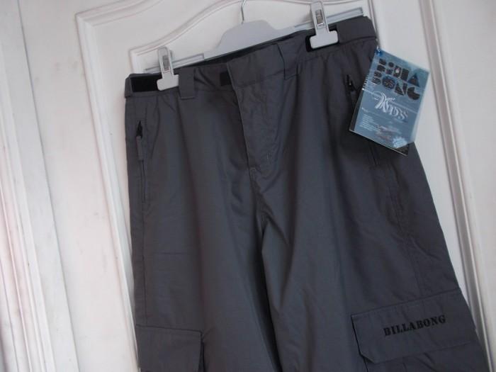 Pantalon Snow / Esqui Billabong Caltyr ESTRENO