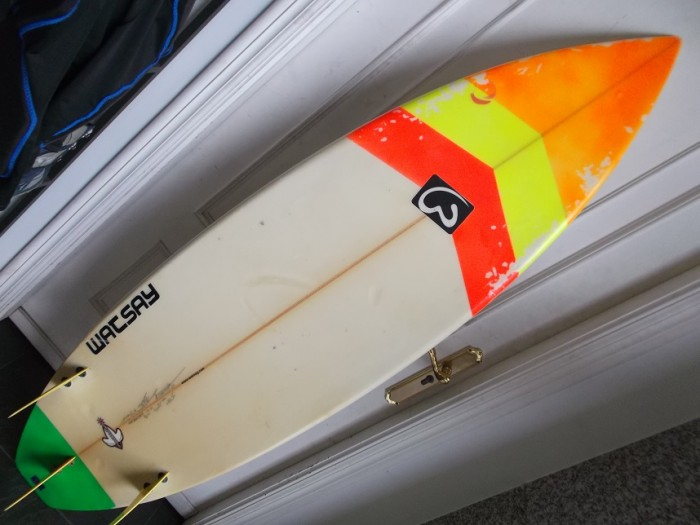 Tabla de Surf Watsay 5' 10