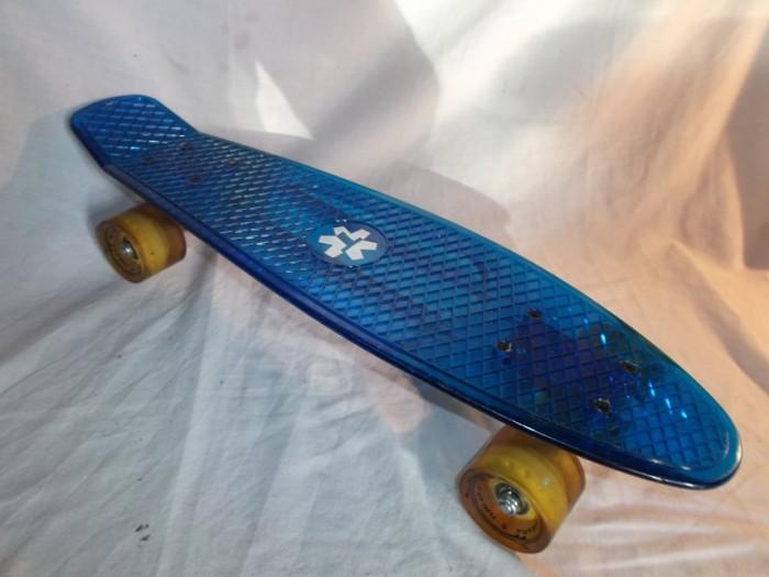 Skate Tijuana Cruiser Azul en