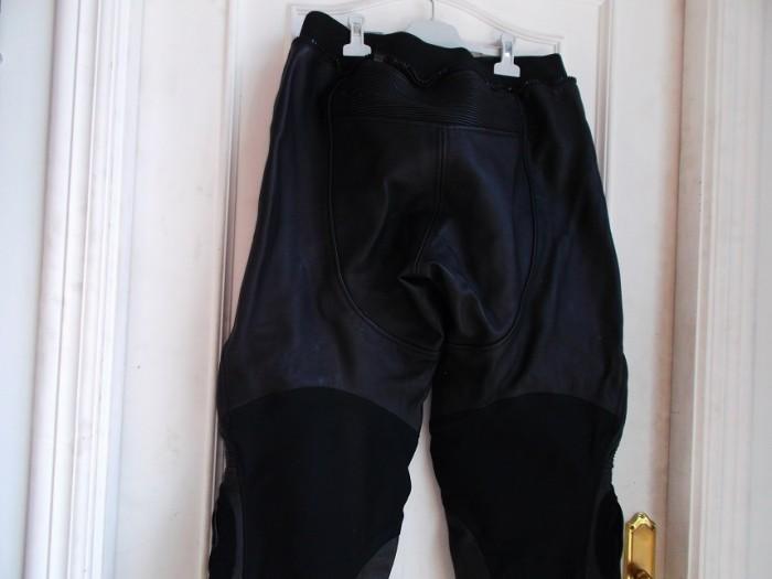 Pantalon Moto Cuero OMC Pegaso NUEVO en