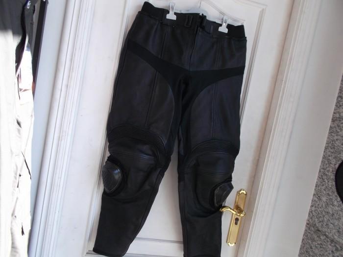 Pantalon Moto Cuero OMC Pegaso NUEVO