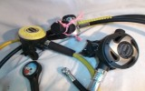 Regulador Scubapro Mk16 / Cressi