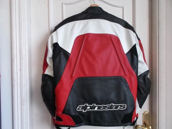 Chaqueta Moto Alpinestar GP Plus Cuero