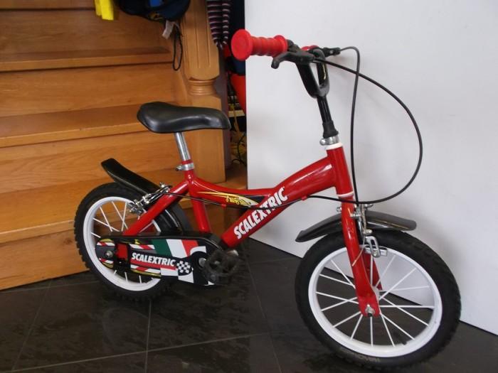 Bicicleta Infantil 14 Scalextric en