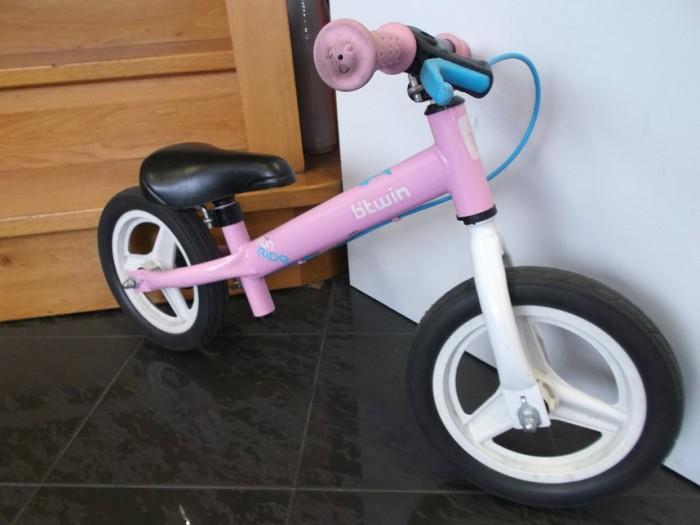 Bicicleta Infantil sin Pedales en