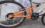 Bicicleta Infantil 20 pulgadas Doble Suspension