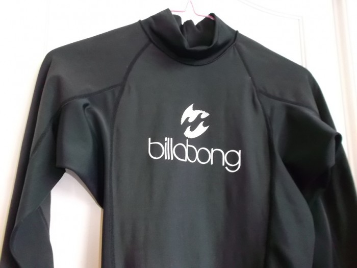 Lycra Billabong Furnace Larga en