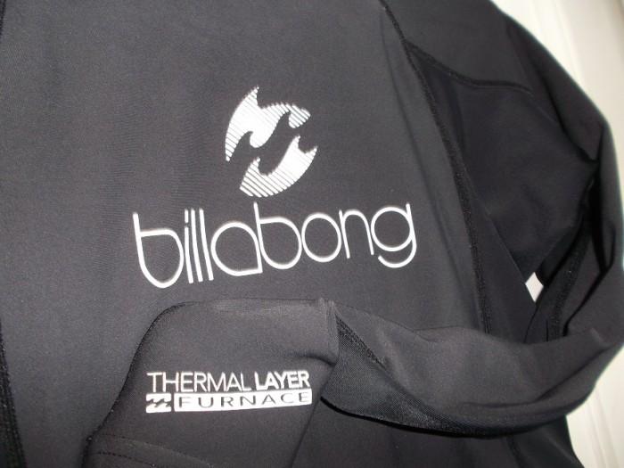 Lycra Billabong Furnace Larga