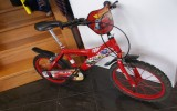 Bicicleta Infantil 16 Rayo McQueen