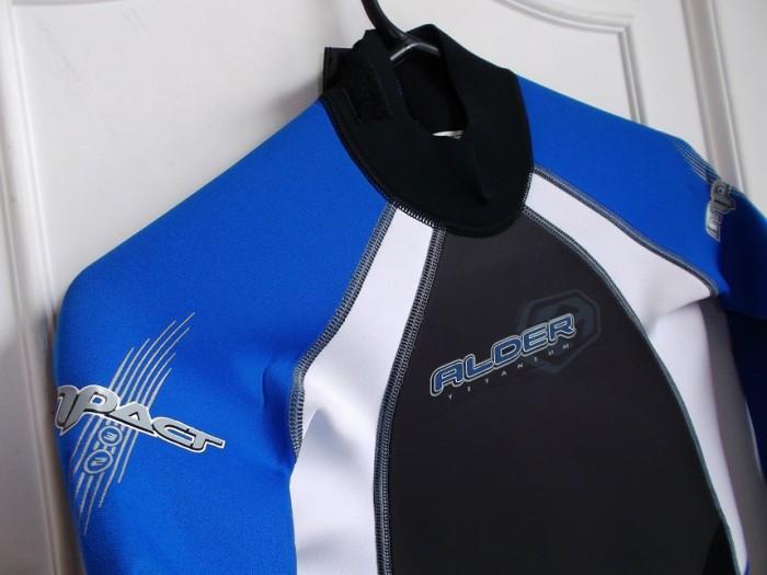 Traje Surf Alder Impact 3.2 ESTRENO en