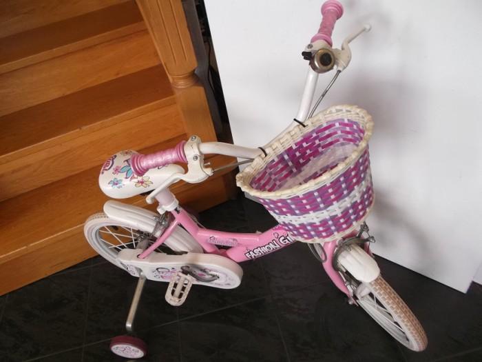 Bicicleta Infantil 16 Fashion Girl en
