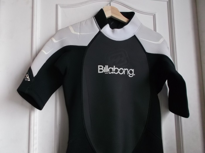 Traje Neopreno Surf Billabong Foil 2.2 corto en