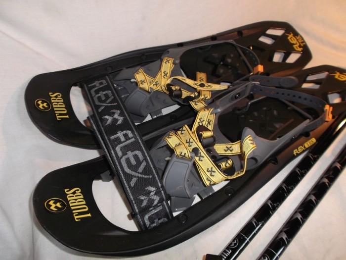 Raquetas Nieve Tubbs Flex TRX 24 en
