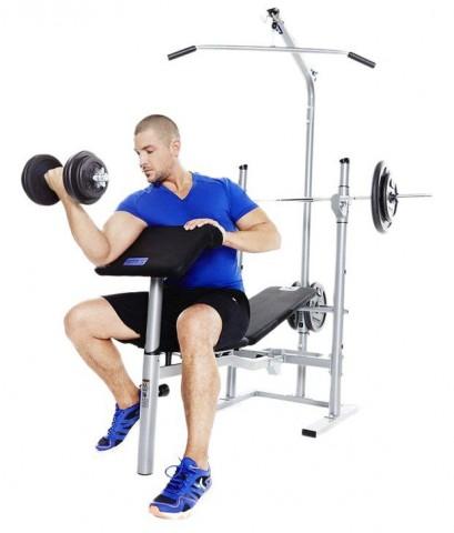 Banco Musculacion Poleas BM 530 en