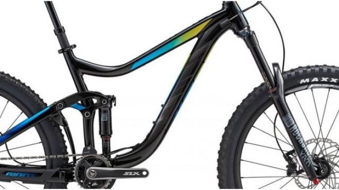 Bicicleta Giant Reign 2 Enduro 2018