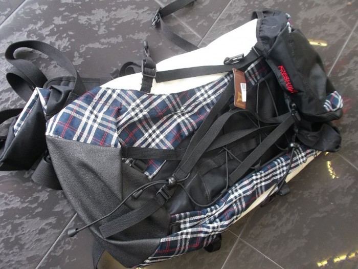 Mochila FreshJive Stitch Bag ESTRENO en