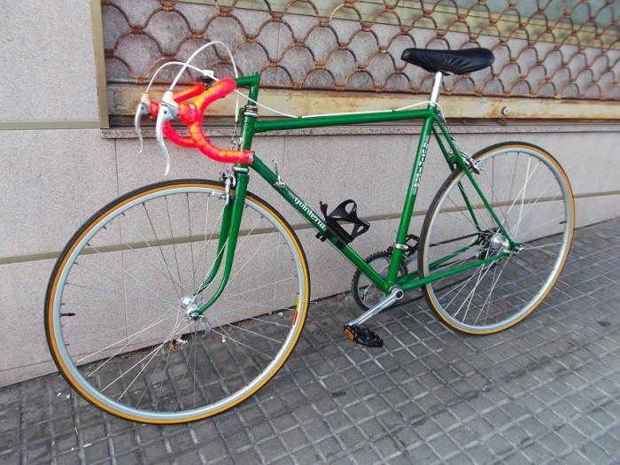 Bicicleta Carretera Antigua T.55 en