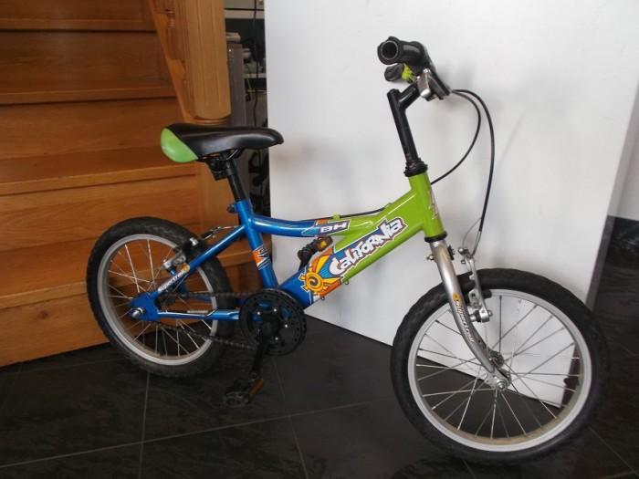 Bicicleta Junior BH California 16 en