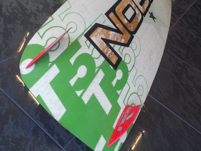 Tabla de KiteSurf Nobile 555 T5