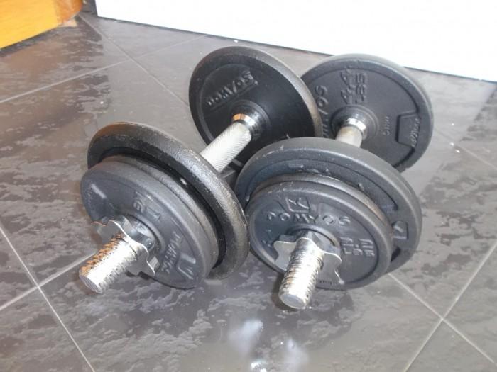 Mancuernas Musculacion 20 Kg en