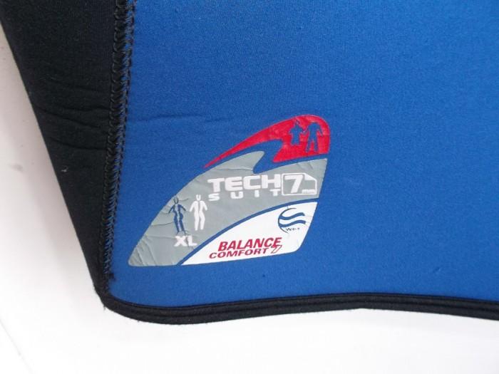 SobreTraje Aqualung Balance Comfort 7mm