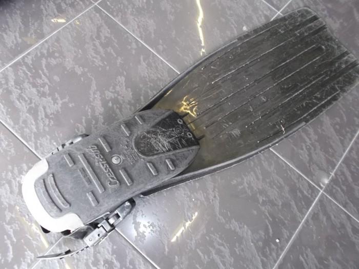Aleta Buceo Cressi MasterFrog XL (suelta)
