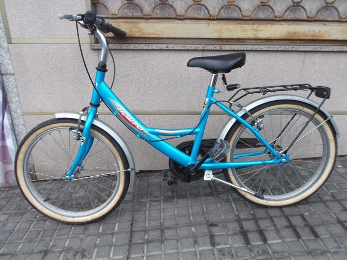 Bicicleta Junior BH Bolero 20 pulgadas