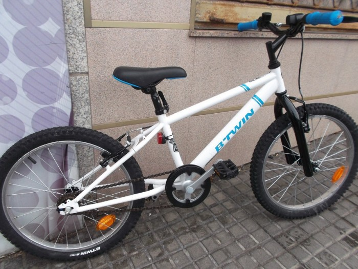 Bicicleta Junior BTwin Racing 20 pulgadas