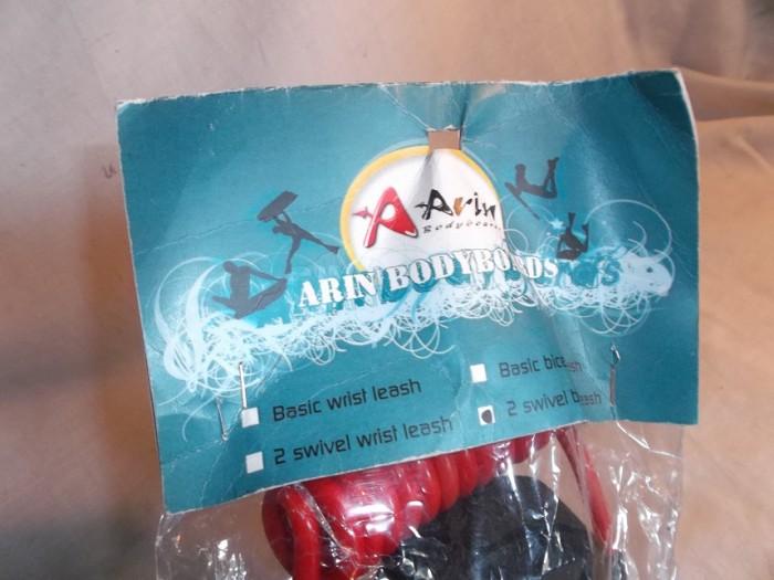 Invento Leash Tabla Bodyboard ARIN ESTRENO
