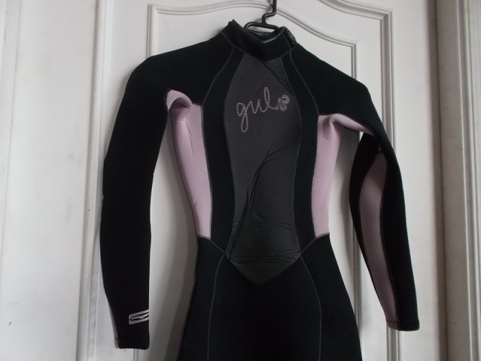 Traje Surf GUL Axis 5.3 Chica