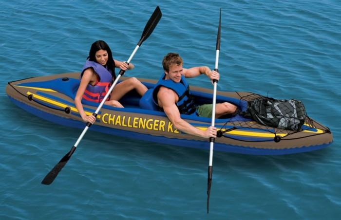 Kayak Hinchable Challenger K2 en