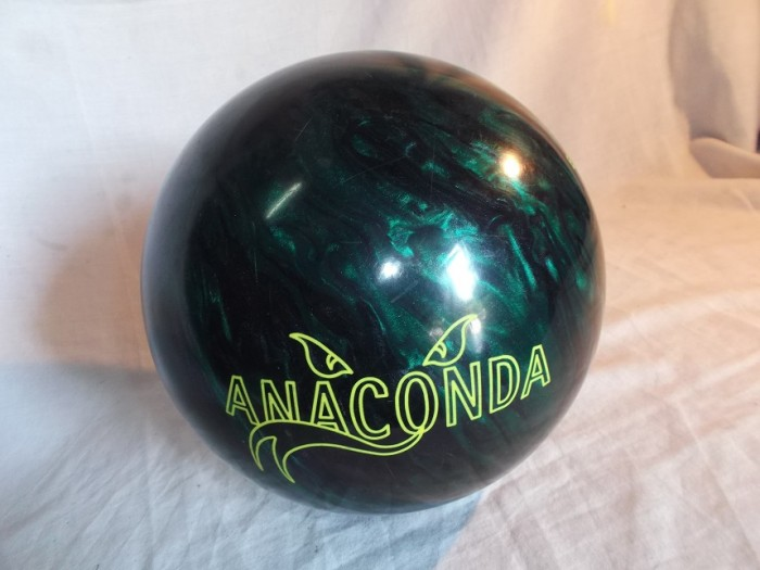 Bola Bowling Brunswick Anaconda en